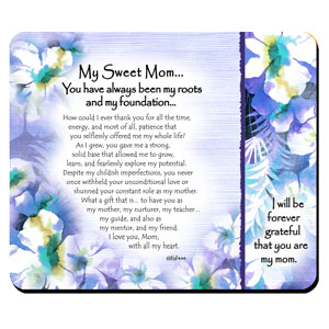 My Sweet Mom - Snack Mat