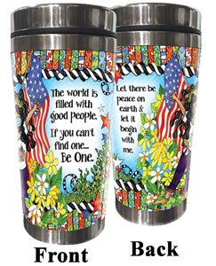 Be One Stainless Steel Tumbler (2020 version)