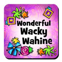 Wonderful Wacky Wahine – (Hula is Life) Coaster
