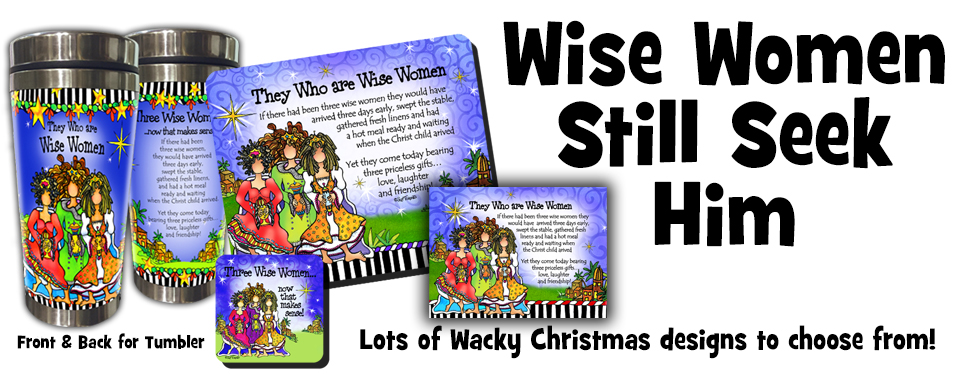 Wise Women Product Banner
