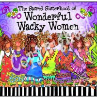 The Sacred Sisterhood of Wonderful Wacky Women – Mouse Pad