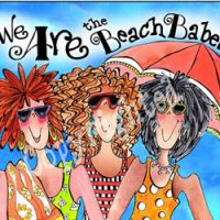 We Are the Beach Babes – Mouse Pad