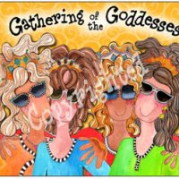 Gathering of the Goddesses – Mouse Pad