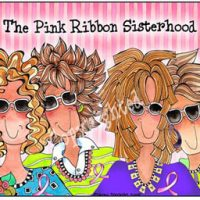 The Pink Ribbon Sisterhood – (TingleHeart) Mouse Pad