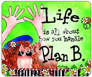 Plan B - mousepad