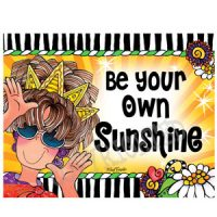 Be your own Sunshine – Note Cards