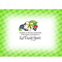 """""""Happy"""" is a Fabulous Look on You! – Note Cards"""