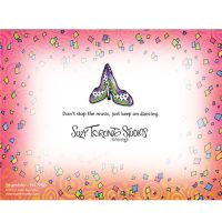 When you Stumble make it part of the dance – Note Cards