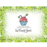 You're the Sprinkles on my Cupcake! – Note Cards