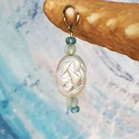 """Mermaids Orb Charm for the Mermaid """"Splash"""" Necklace (Divas of the Deep) –  (LIMITED QUANTITIES)"""