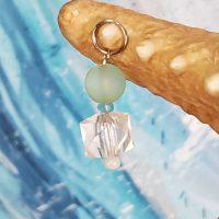 "Mermaid Treasure Charm for the Mermaid ""Splash"" Necklace (Divas of the Deep) –  (LIMITED QUANTITIES)"