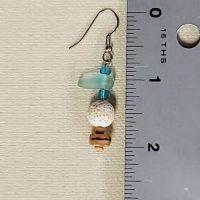 Mermaid Splash (Divas of the Deep) – Mermaid Earrings  (LIMITED QUANTITIES)