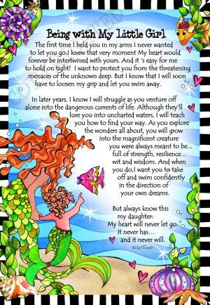Little Girl - Gifty Art Print