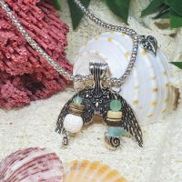 "Mermaid ""Splash"" (Divas of the Deep) Necklace (LIMITED QUANTITIES)"