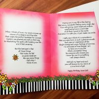 Happy Birthday You Really Are a June Kinda Girl (Birthday of the Month) – Greeting Card