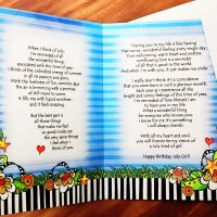 Happy Birthday You Really Are a July Kinda Girl (Birthday of the Month) – Greeting Card