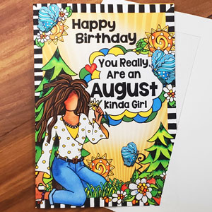 August_Birthday Card - OUTSIDE