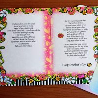 My Sister, No one knows either of us like we know each other… – Mother's Day Greeting Card