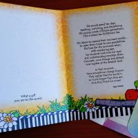 She Who is Called to Teach – Greeting Card