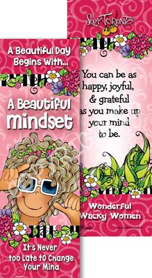 Beautiful Mindset - Bookmark
