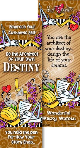 Architect - Destiny - Bookmark
