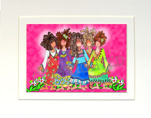 we are sisters 5 - special request print