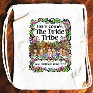 Bride Tribe - Backpack -6 girls