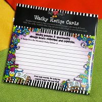 Everyday Assortment #1 – Recipe Cards (pack of 18)